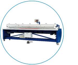 ASCO Balkenmaschine