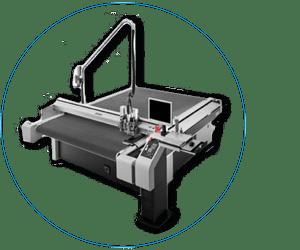 ZÜND Cutter 3G 2 XL Cutter und Fräsanlage
