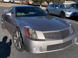 2004 Cadillac XLR – Mallett Supercharged – Number 2215