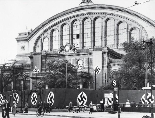 sobrevivir a Hitler