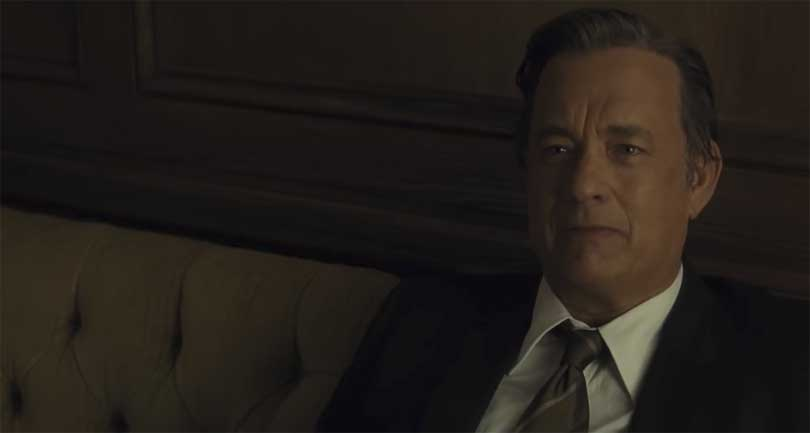 Tom Hanks The Post Golden Globe 2018