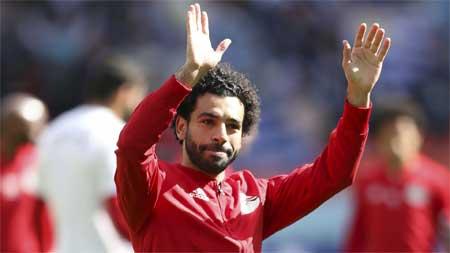 Mohamed Salah Egypt Saudi Arabia
