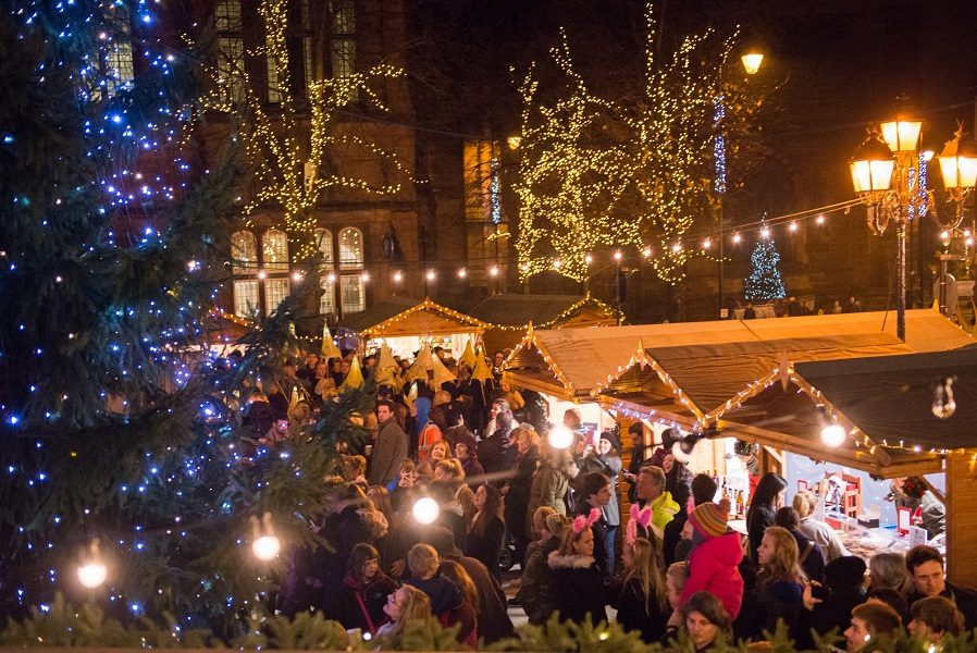 Cheshire Christmas Markets Christmas Markets 2018
