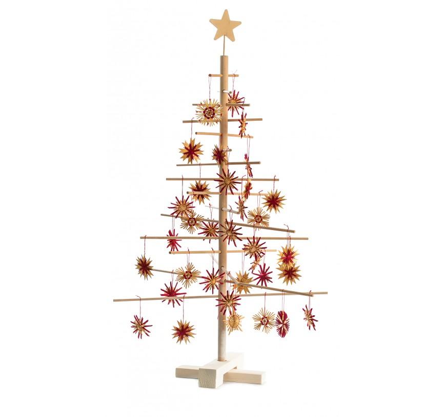 Xmas3 Wooden Christmas Tree Size S