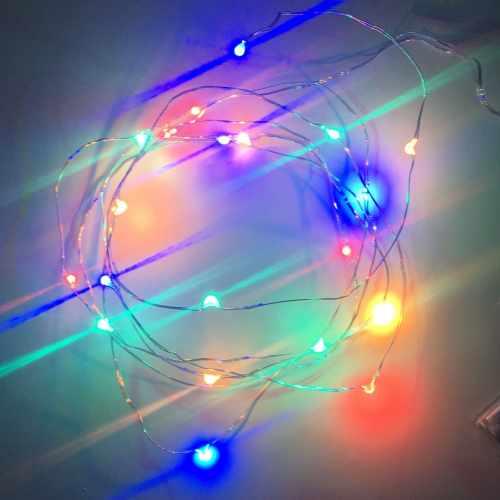 Fios com LED