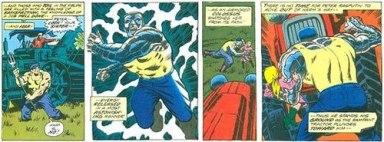 Colossus save Magik