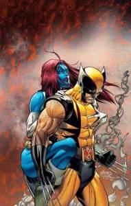 Mystique Wolverine