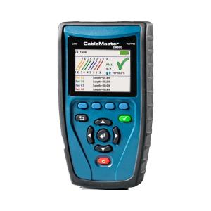 XMETER - Tester LAN avanzato con TDR Softing Cablemaster   600