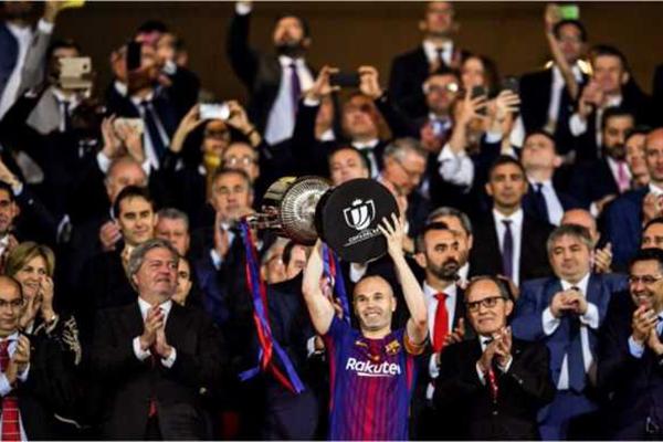 Ernesto Valverde Mengaku Puas Barcelona Dengan Dua Piala