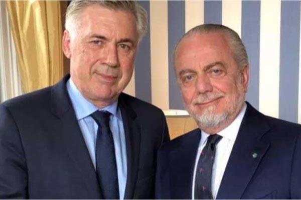 Napoli Resmi Pecat Maurizio Sarri Datangkan Carlo Ancelotti