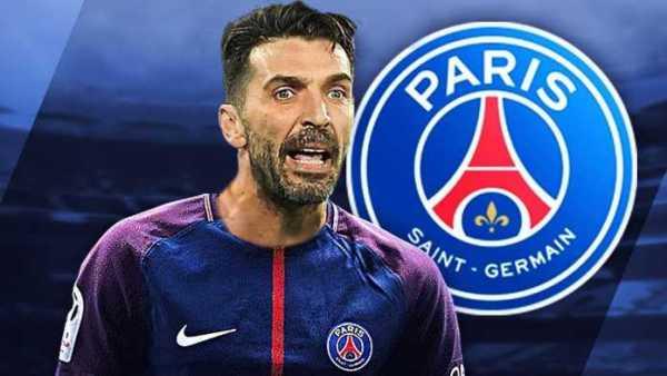 Gianluigi Buffon Dikabarkan Resmi Berlabuh Ke Paris Saint Germain