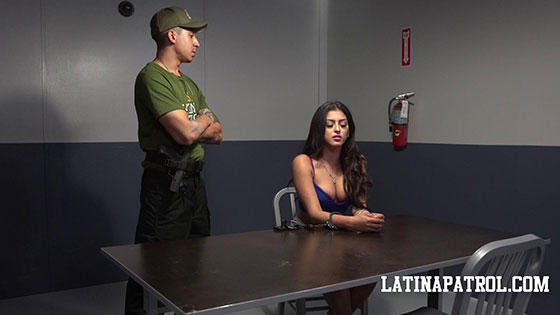 Free watch streaming porn LatinaPatrol Sophia Leone E02 - xmoviesforyou