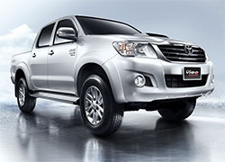 ISUZU D-MAX (4 DOOR)