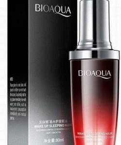 Увлажняющая сыворотка «BIOAQUA» для волос с эфирным маслом розы.(7727№3)