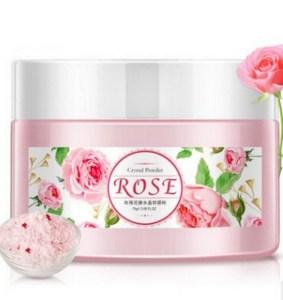 """Альгинатная  маска c розой  Images """"Crystal Powder Rose"""" от  «BIOAQUA» . (62771)"""