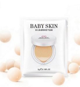Пробник  CC Baby Skin Cream «BIOAQUA» -натуральный цвет.(8550)