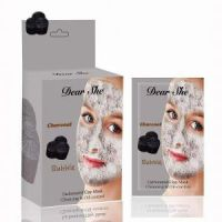 Пузырьковая маска Charcoal Bubble Carbonated Clay Mask