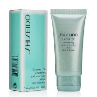 Пилинг для лица Shiseido Green Tea