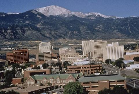 """קולורדו ספרינגס, קולורדו, ארה""""ב"""
