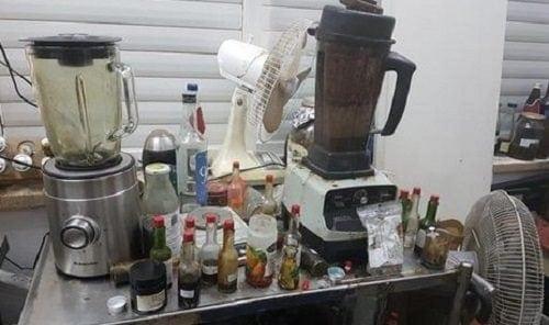 רופא ישראלי נעצר הכין בביתו שמן קנאביס RSO