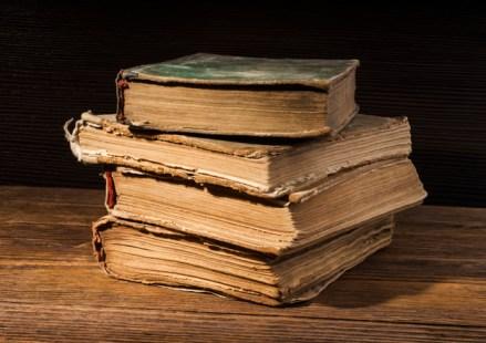 ספרים עתיקים