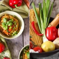 Asiatische One-Pot-Pasta & warum manche Rezepte erst Monate später auf dem Blog landen