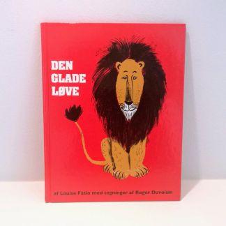 Den glade løve af Louise Fatio