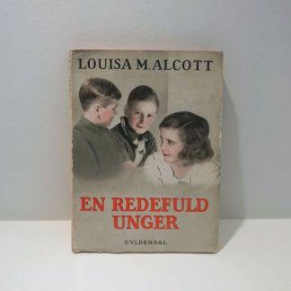 En redefuld unger af Louisa M. Alcott