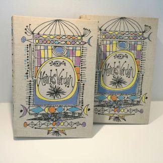 Hendes Verden bd. I - II redigeret af Elise Berg Madsen og Mogens Lind