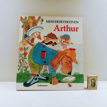 Mesterdetektiven Arthur af Mary Fulton