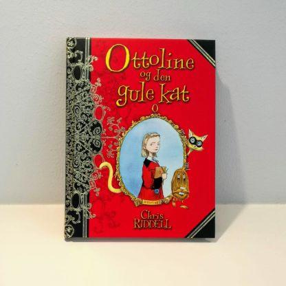 Ottoline og den gule kat af Chris Riddell