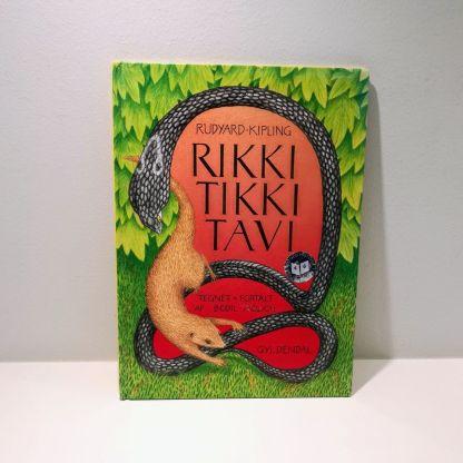Rikki Tikki Tavi af Rudyard Kipling