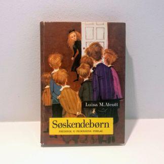 Søskendebørn : en fortælling om to unge piger af Louisa M. Alcott