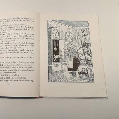 Skal vi læse et eventyr - dyreeventyr genfortalt for små børn af Helga Mollerup