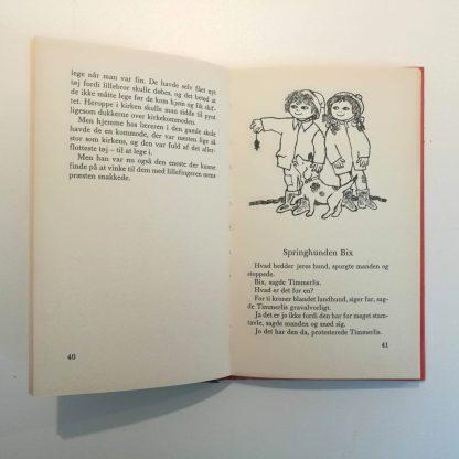 Timmerlis af Cecil Bødker