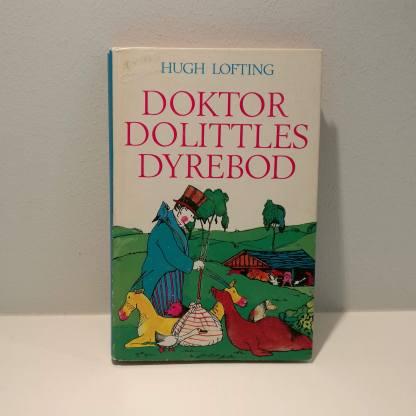 Doktor Dolittles Dyrebod af Hugh Lofting