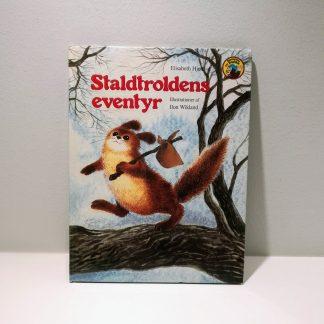 Staldtroldens eventyr af Elsebeth Hjortvid