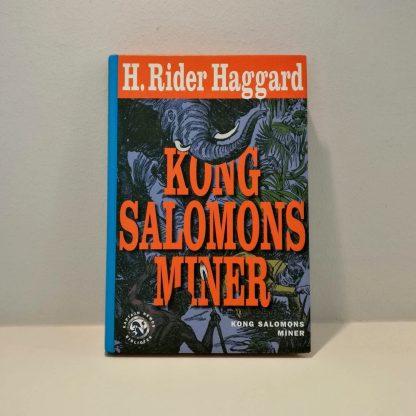 Kong Salomons miner af Rider Haggard