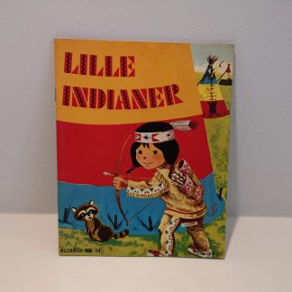 Lille Indianer af Margaret Wise Brown og Richard Scarry