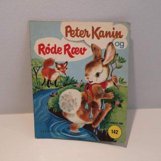 Peter Kanin og Røde Ræv af Irma Wilde