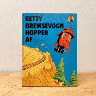 Betty bremsevogn hopper af af Bill Peet