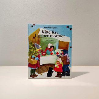 Kitte Kry hjælper mormor