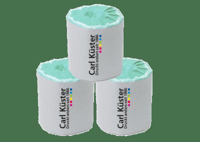 Einschlagpapier für Toilettenpapier