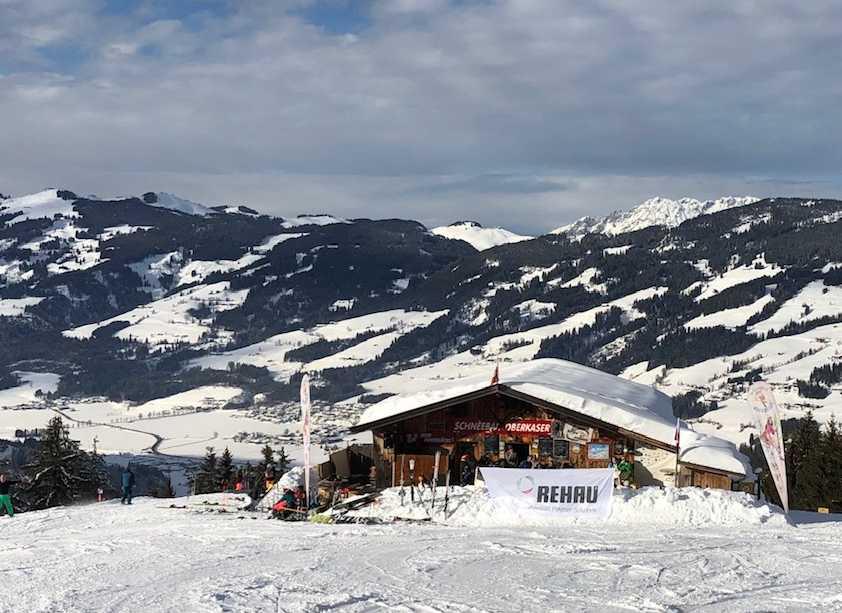 Luxe reis naar de Alpen