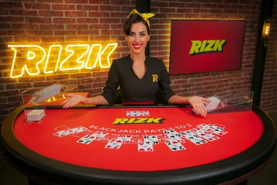 Rizk Live Blackjack