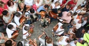 Fiesta de-boltaña-Pirenostrum-con-ñ-de-españa