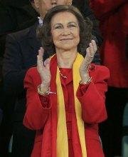 Reina Sofía con ñ de España