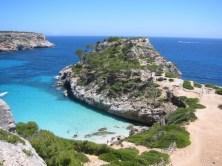 Calo-des-Moro. Mallorca. con-ñ-de-España
