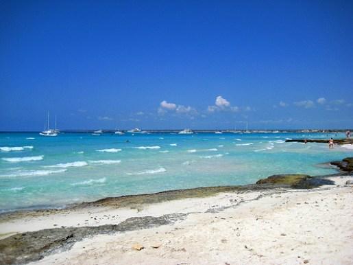Playas-Mallorca Es Trenc Con ñ de españa