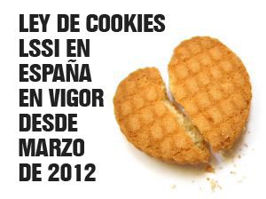 ley de cookies en españa